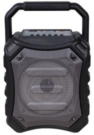 Juhtmevaba kõlar Omega OG81B Disco Black, 5 W