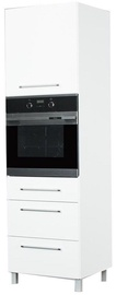 Bodzio Loara Oven Cabinet Right White