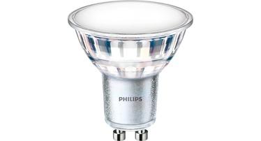 Lambipirn Philips 929001297250, led, GU10, 5 W, 550 lm, valge