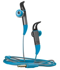 Trust Urban Revolt Fit In-Ear Stereo Sports Headphones Blue