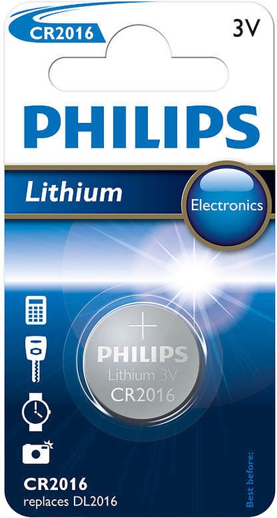 Philips Minicells CR2016/01B