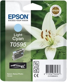 Epson T0595 Ink Cartridge Light Cyan