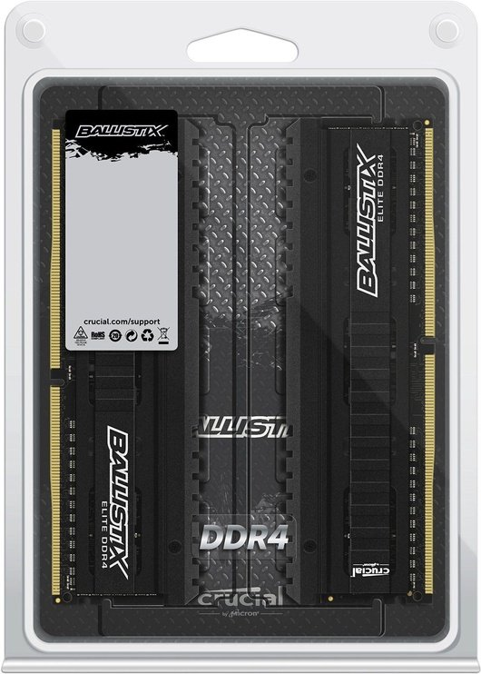 Crucial Ballistix Elite 16GB 3000MHz CL15 DDR4 KIT OF 2 BLE2C8G4D30AEEA