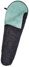 Magamiskott Open Air Neptune Black/Green 903002