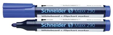 Schneider Whiteboard And Flipchart Marker Maxx Blue 290