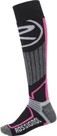 Rossignol Ski Socks L3 W Premium Wool Pink M