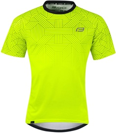 Force City Shirt Black/Yellow XL