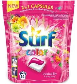 Surf Tropical Lily & Ylang Ylang Caps 14 pcs
