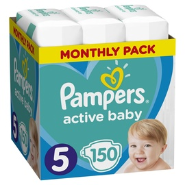 Pampers Active Baby S5 150