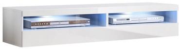 ТВ стол ASM RTV Fly 35 White, 1600x400x300 мм