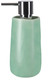 Spirella Sina Soap Dispenser D7x10.6cm Green