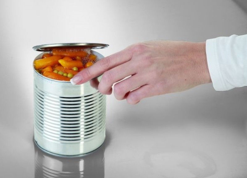Leifheit Can Opener Safety Pro
