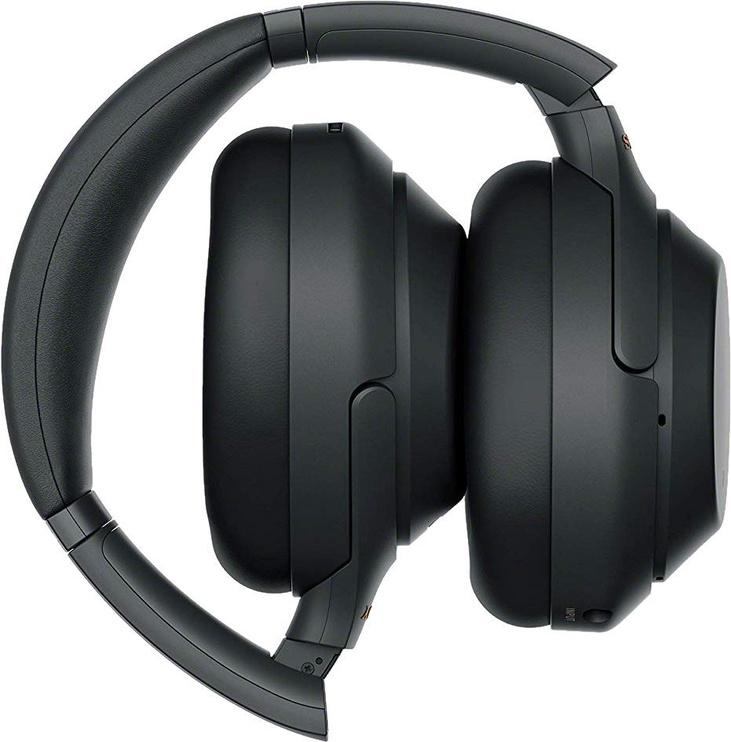 Sony WH-1000XM3 Bluetooth Headphones Black
