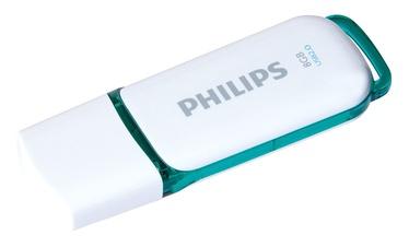 Philips USB 2.0 Snow Edition Green 8GB