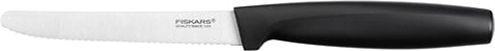 Fiskars Functional Form Table Knife Set 3pcs Black