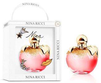 Tualettvesi Nina Ricci Nina Christmas Collector 50ml EDT