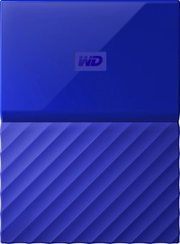 Western Digital 1TB My Passport USB 3.0 Blue WDBYNN0010BBL-WESN
