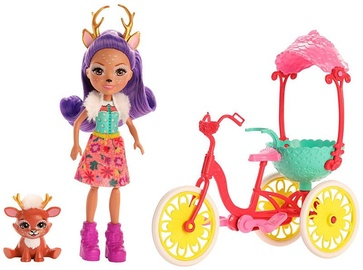 Nukk Mattel Enchantimals Bike Buddies GJX30