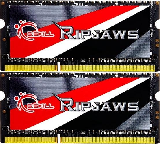 G.SKILL Ripjaws 16GB 1866MHz CL10 DDR3L SODIMM KIT OF 2 F3-1866C10D-16GRSL