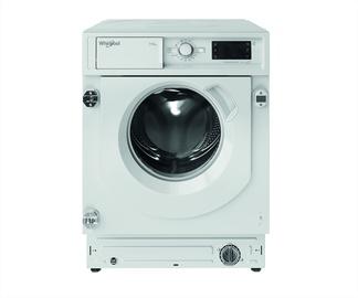 Встраиваемая стиральная машина Whirlpool BI WDWG 751482 EU N White