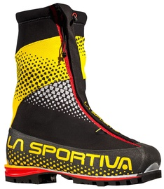 La Sportiva G2 SM Black Yellow 44