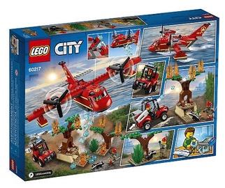 KONSTRUKTOR LEGO CITY FIRE 60217