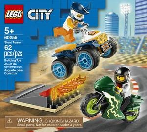 Konstr lego city 60255 kaskadöör meeskon