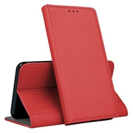 Mocco Smart Magnet Book Case For Samsung Galaxy A50 Red