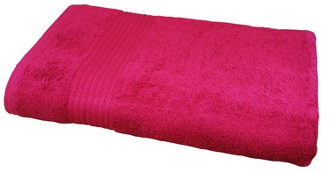 Diana Cotton Towel 100x180cm Red