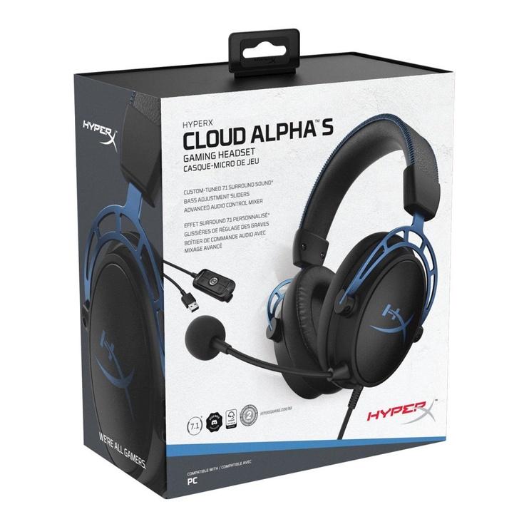 Kingston HyperX Cloud Alpha S