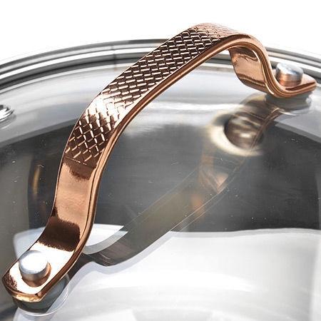 Mayer&Boch Casserole D18cm 2.7l Silver