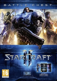 StarCraft II: Battle Chest 2.0 3 Full Games PC