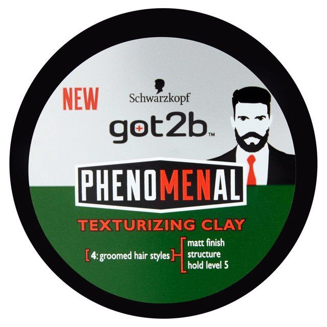 Juuksepasta Schwarzkopf Got2b Phenomenal Hair Styling Paste Texturizing Clay 100ml