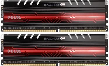 Operatiivmälu (RAM) Team Group Delta Red LED TDTRD432G2400HC15BDC01 DDR4 32 GB