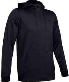 Under Armour Mens Fleece Hoodie 1329808-002 Black M