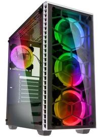 Kolink Case Observatory RGB Tempered Glass White