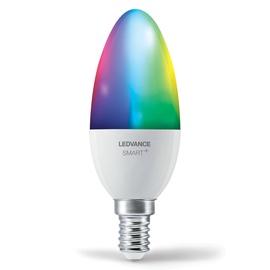 Nutipirn Ledvance LED, E14, B38, 5 W, 470 lm, 2700 - 6500 °K, rgb, 1 tk