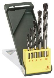 Betoonipuuride komplekt Bosch 2607019444, 4-8 mm, 5tk