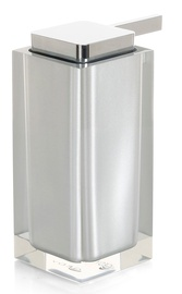 Gedy Rainbow Soap Dispenser RA80-73 Silver