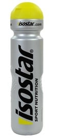 Isostar Push-Pull Bottle 1000ml Silver