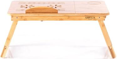 AmeliaHome Laptop Desk Ryker 50x30x25cm