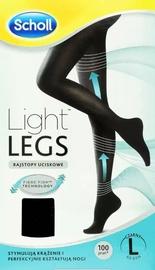Scholl Light Legs 60 Black M