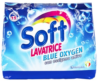 Soft Blue Oxygen Washing Powder 855g