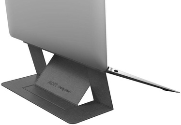 Allocacoc MOFT Laptop Stand Gray