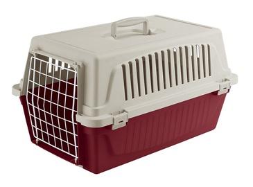 Ferplast Pet Carrier White/Red 60x40x38cm