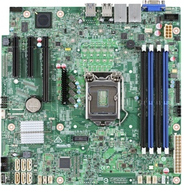 Intel Server Board S1200SPSR