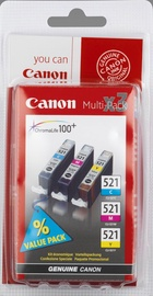 Canon CLI-521 C/M/Y MultiPack