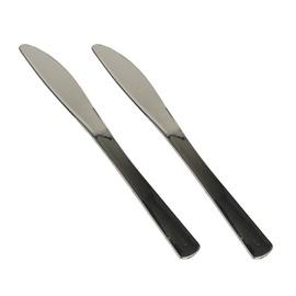 Pap Star Knife 20cm 10pcs Silver