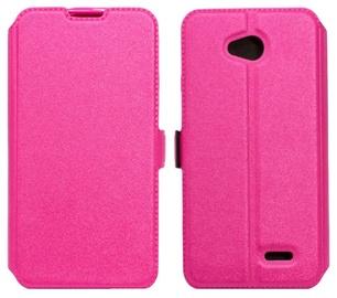 Telone Super Slim Shine Book Case Samsung A510F Galaxy A5 Pink