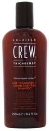 American Crew Trichology Anti Dandruff + Sebum Control Shampoo 250ml